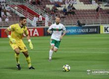 ЛЧА: «Камбэк» не удался, «Локомотив» проиграл в Катаре