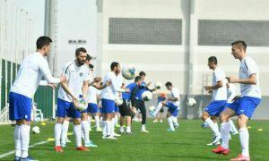 Национальная сборная Узбекистана в ходе УТС проведет два контрольных матча