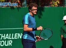 Tashkent Challenger. Истомин қозоғистонлик теннисчига имкон қолдирмади
