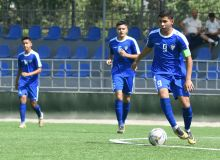 Турнир памяти «Пахтакор-79»: Сборная Узбекистана U-16 одержала победу во втором матче