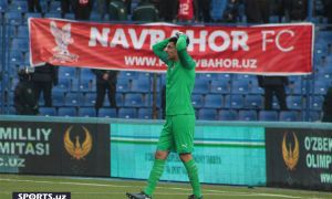 Ещё один фотообзор: «Навбахор» потерпел болезненное поражение