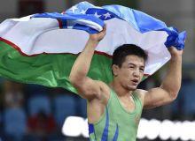 Эльмурат Тасмурадов стал чемпионом Азии