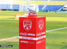 Расман: Coca Cola Суперлигаси сўнгги 4 тури формати тасдиқланди (тўлиқ тақвим)