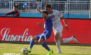 Match Highlights. FC Andijan 3-1 FC Nasaf