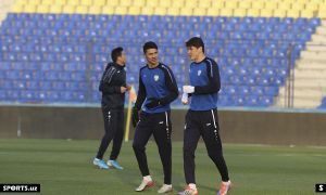 Photo Gallery. White Wolves organise training sessions ahead of Palestine clash