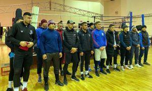 Наши боксёры готовятся к лицензионному чемпионату