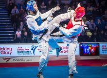 Uzbekistan's athletes start Asian Taekwondo Championship with three medals