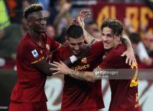 «Рома» выиграла матч без Шомуродова