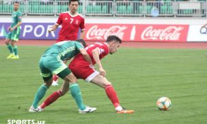 FC Navbahor stun FC Surkhon with a 3-0 victory