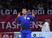 Давлат Бобонов стал серебряным призёром чемпионата мира