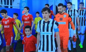 Photo Gallery. FC Sogdiana 0-1 FC Nasaf