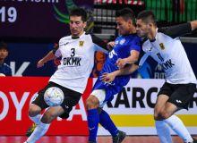 Match Highlights. AGMK 4-6 Thai Son Nam FC