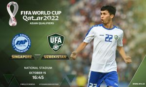 Uzbekistan travel to Singapore eyeing a second successive Group D victory