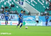 Super League. Bunyodkor vs Kizilkum