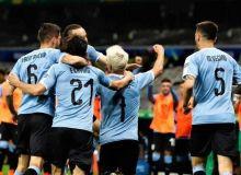 Уругвай - Эквадор 4:0 (видео)