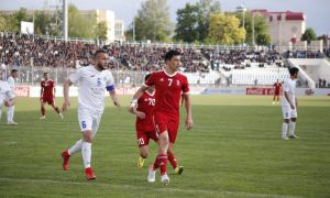 Match Highlights. FC Dinamo 2-2 FC Navbahor