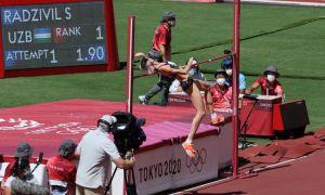Светлана Радзивил завершила своё участие в отборочном этапе