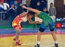 The Uzbekistan Women's Wrestling Cup has ended in Navoi