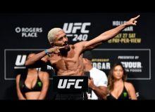 UFC аъзоси вазн меъёрини бажаролмагани туфайли, чемпионлик жанги бекор қилинди