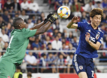 Япония - Тринидад ва Тобаго 0:0 (видео)