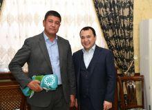 Избран новый председатель Кашкадарьинского областного отделения федерации бокса Узбекистана