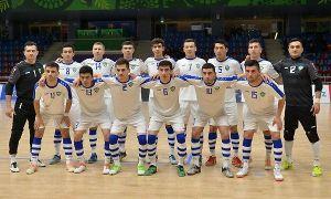 Национальная сборная Узбекистана по футзалу в товарищеском матче одержала верх над Азербайджаном
