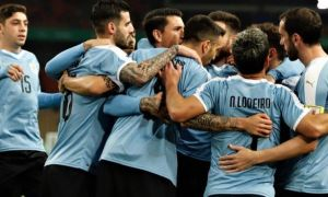 «China cup-2019». Уругвай отправил в ворота Таиланда 4 безответных гола и стал победителем турнира