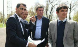 Координатор ФИФА Андрей Вашкевич прибыл в Узбекистан