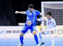 Uzbekistan earn a spot in semi-finals at AFC Futsal Championship