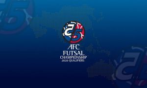 Календарь отборочного раунда ЧА-2020 по футзалу.