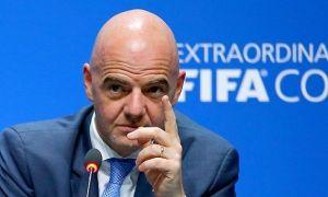 Суперлига ортида ФИФА президенти турибдими?