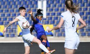 В Алмалыке прошёл матч женских сборных Индии и Беларуси, важный для нас в познавательном плане.