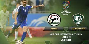 Uzbekistan to face Yemen ahead of Saudi Arabia clash