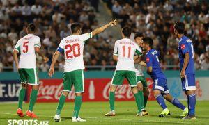 FC Lokomotiv gain a narrow 1-0 win over FC Nasaf