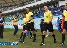 Судьи из Узбекистана будут работать на матчах ЛЧА