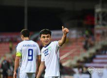 Жавохир Сидиков: В матче с Японией мы будем играть только на победу