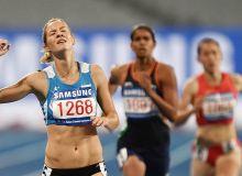 Енгил атлетикачимиз Екатерина Воронина ҳам қитъа чемпионлигини қўлга киритди