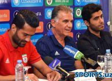 Carlos Queiroz: Sardar Azmoun quits Melli Team for a short period