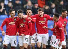 """""""Манчестер Юнайтед"""" Англия кубогида супер ғалабани тантана қилди (видео)"""