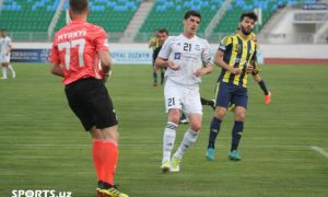 Match Highlights. FC Andijan 0-3 FC Pakhtakor