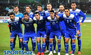 Uzbekistan finish the 2018 season as Asia's 14th in the latest FIFA Rankings