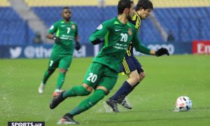 Photo Gallery. FC Pakhtakor beat Shabab Al Ahli to claim three points in Tashkent