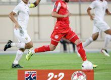 Перед матчем с Узбекистаном сборная Таиланда сыграла вничью с Таджикистаном