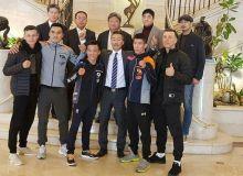 Бобур Нажмиддинов: Корея промоутерлик компанияси ўзбек боксчилари билан шартнома имзоламоқда