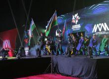 Завершился чемпионат Центральной Азии по смешанным боевым искусствам
