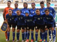 Uzbekistan women's U-23 receive a 1-0 defeat from Romania at the Turkish Women's Cup 2019 with Indian clash