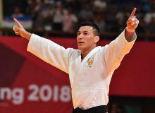 Диёрбек Урозбоев – Чемпион Азиатских игр