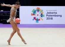 Сабина Ташкенбаева – серебряный призер Азиатских игр