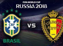 Бразилия - Бельгия. Онлайн трансляция (ФОТО)
