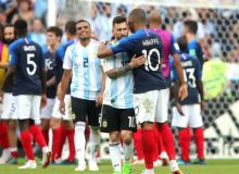 7та гол урилган ўйинда Франция Аргентина устидан ғалаба қозонди (видео)